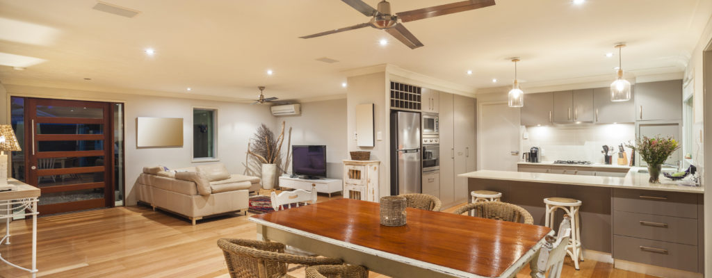 Why You Should Use Your Ceiling Fan All Year Long